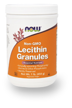 ������� � �������� / Lecithin Granules - NOW Foods