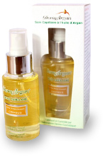 Аргановое масло для волос Дерм Арган