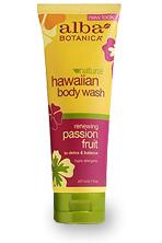 Гавайский тропический гель для душа с маракуйя / Natural Hawaiian Body Wash Renewing Passion Fruit