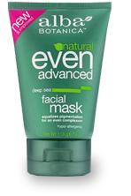 Маска для лица с морскими водорослями / Natural Even Advanced Deep Sea Facial Mask