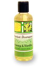Травяной шампунь Мед-Ваниль / Herbal Shampoo Honey & Vanilla