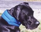 Охлаждающий ошейник для собак АйсДей Дог
