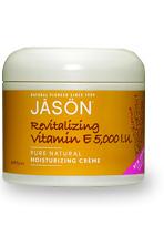 Крем с витамином Е - 5000 МЕ / 5000 I.U. Vitamin E Revitalizing Moisturizing Creme
