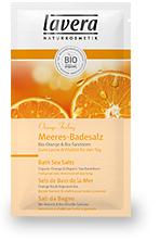 Морская соль для принятия ванн Апельсиновое чувство / Meeres-Badesalz Orange Feeling