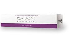 Зубная паста для профилактики пародонтоза с Неовитином
