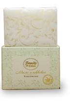 Глицериновое мыло ручной работы Классическое оливковое