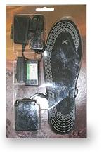 Стельки с электрическим подогревом Фаренгейт (Модель HSP75)