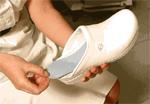 Стельки из жидкого геля Therapeutic