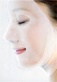 Универсальная питательная 3D-маска для лица на тканевой основе / Shiawasedo 3D Face Mask
