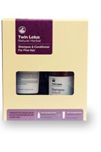 Комплект Шампунь и Кондиционер Твин Лотус для нормальных волос / Twin Lotus Natural Herbal Shampoo & Conditioner For Fine Hair