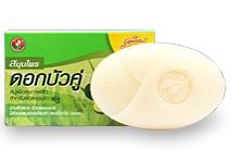 Мыло с Алоэ Вера и маслом Авокадо / Twin Lotus Herbal Soap Aloe Vera & Avocado Oil