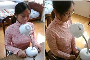 Энергетическая Инфракрасная Лампа - применение при кашле