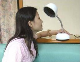 Энергетическая Инфракрасная Лампа - уход за кожей лица