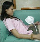 Энергетическая Инфракрасная Лампа - применение при вздутии живота