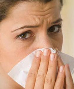 Заболевания носа (риниты): применение при лечении БАД