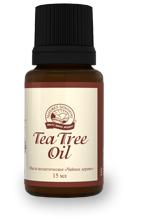 Масло косметическое Чайное дерево / Tea Tree Oil