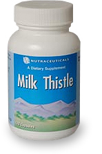 Милк Тисл / Milk Thistle (Liver Right Plus)