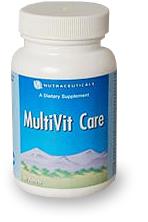 МультиВит Кэйр (Мультивитаминный комплекс) / MultiVit Care