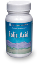 Фолиевая кислота (120 табл.) / Folic Acid