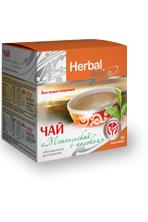 Чай Монгольский с молоком