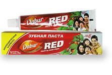 Зубная паста Красная / Toothpaste Red