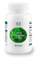 Корал Хлорелла / Coral Chlorella