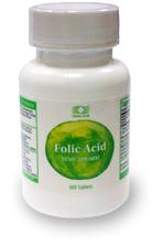 Фолиевая кислота (100 табл.) / Folic Acid
