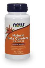 Натуральный Бета-каротин / Natural Beta-Carotene