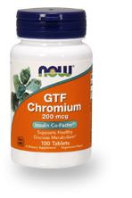 Хром (100 табл.) / GTF Chromium