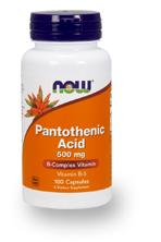 Пантотеновая кислота (100 капс.) / Pantothenic Acid