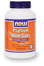 Подорожник + Пектин / Psyllium Husk Caps