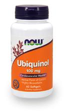 Убихинол / Ubiquinol