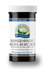 Бифидофилус Флора Форс НСП / Bifidophilus Flora Force NSP