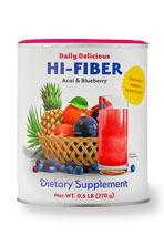 Дейли Делишес Хай-Файбер / Daily Delicious Hi-Fiber Acai and Blueberry