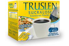 Труслен Сукралоза подсластитель / Truslen Sucralose Sweetener Powder