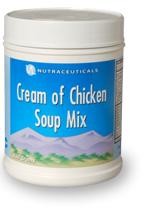 Кембриджский суп-крем куриный