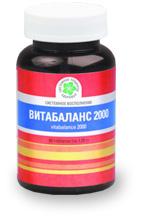 Витабаланс 2000 (30 табл.) / Vita Balance 2000