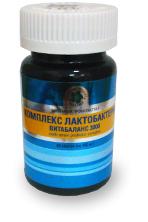 Комплекс Лактобактерий Витабаланс 3000 (30 капс.) / Multi-Strain Probiotic Complex